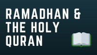 Ramadhan and the Holy Quran