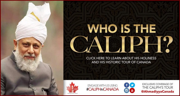Who is the Caliph