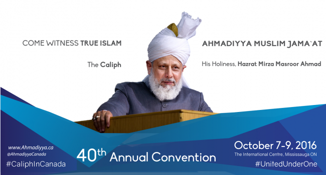 Caliph Arrives in Canada