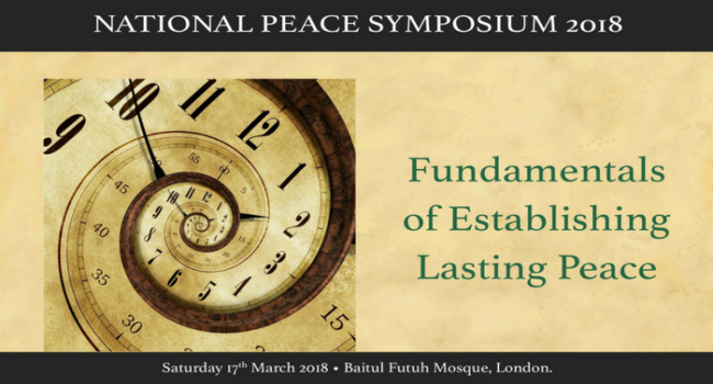 Fundamentals of Establishing Lasting Peace